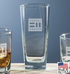 Signature Square Hiball Crystal Barware Stemware