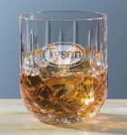 Manor Double Old Fashioned Crystal Barware Stemware