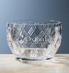Applause Bowl Crystal Barware Stemware