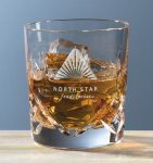 Director's On The Rocks Crystal Barware Stemware