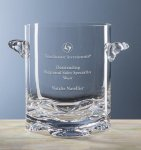 New York Ice Bucket Crystal Barware Stemware