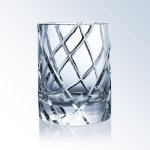 Lattice Bowl Crystal Barware Stemware