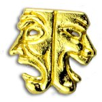 Drama Chenille Letter Pin Drama Trophy Awards
