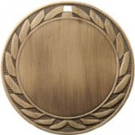 FE Series Medals -Wreath 2 Insert Holder FE Iron Medal Awards