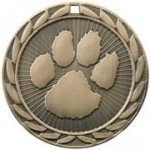FE Series Medals -Paw  FE Iron Medal Awards