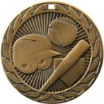 FE Series Medals -Baseball  FE Iron Medal Awards