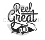 Reel Great Dad Fishing and Hunting Designs