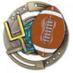 M3XL Series Medals -Football  Football Trophy Awards