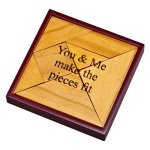 Wood Tangram Puzzle Game Gifts