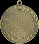 Illusion Medals -Golf Golf Trophy Awards