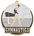 High Tech Medal -Gymnastics Female High Tech Medal Awards