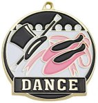 High Tech Medal -Dance  High Tech Medal Awards