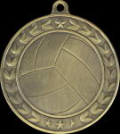 Illusion Medals -Volleyball Illusion Medal Awards