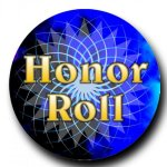 Mylar -Academic - Honor Roll Insert Medallion Awards