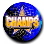 Mylar -Champs Insert Medallion Awards