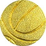 Basketball Lapel Pins