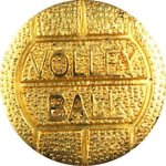 Volleyball Lapel Pins