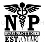 NP with EST Date Medical Designs