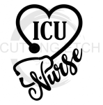 ICU Nurse Medical Designs