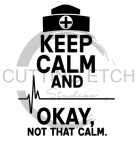 Keep Calm and...Okay, Not That Calm Medical Designs