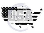 USA with Country Military Designs
