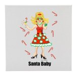 Canvas Santa Baby (CE) Misc. Gift Awards