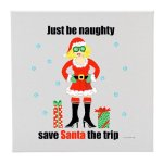 Canvas Just Be Naughty (CE) Misc. Gift Awards