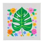 Canvas Leaf/Multi Flowers (CE) Misc. Gift Awards