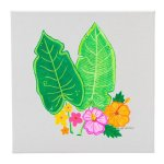 Canvas 2 Leaves /Multi Flowers (CE) Misc. Gift Awards