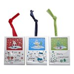 Set of 3 Holiday Mini Frames Misc. Gift Awards