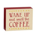 Wake Up and Smell the Coffee Misc. Gift Awards