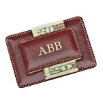 Brown Card Holder/Money Clip Misc. Gift Awards
