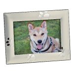Puppy Paw Print Frame Misc. Gift Awards