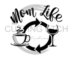 Mom Life Cycle Mom Designs