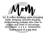 Mom Definition Mom Designs