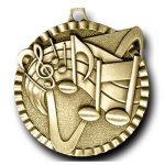 Value Medal -Music Music Trophy Awards