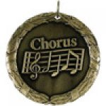 XR Medals -Chorus  Music Trophy Awards