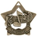 Star Series Medal Awards -Music Music Trophy Awards