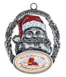 Holiday Ornament - Santa Ornaments