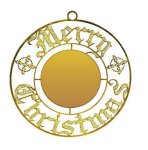 Holiday Ornament - Merry Christmas Ornaments