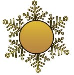Holiday Ornament - Snowflake Ornaments