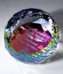 Dome Paperweight Paper Weight Crystal Awards