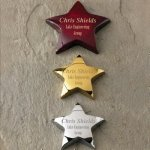 Star Paper Weights
