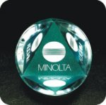 Paper Weight Round Acrylic Award Paper Weights