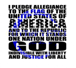 Pledge of Allegiance  Patriotic Designs
