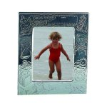Birth Record Frame Photo Gift Items
