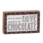 All You Need is Love & Lots of Chocolate Photo Gift Items