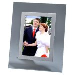 Clear Glass Frame Photo Gift Items