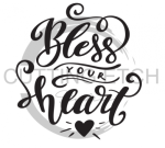 Bless Your Heart Quote Designs
