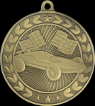 Illusion Medals -Pinewood Derby  Racing Trophy Awards